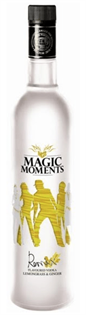 Magic Moments Vodka Lemongrass & Ginger Remix 750ml